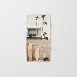 San Diego Surfing Hand & Bath Towel