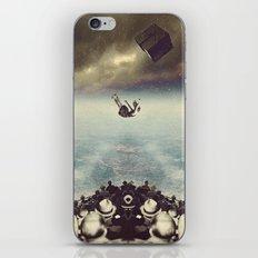 Distance Between Dreams iPhone & iPod Skin