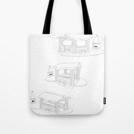 alcove Tote Bag