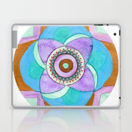 A View from Within Mandala Laptop & iPad Skin