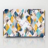 diamonds iPad Cases featuring Diamonds by James McKenzie