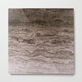 Jupiter's Storm In Moon Light Metal Print