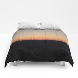 Fourth of July Sunset Comforters