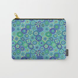Millefiori-Oceania Colors Carry-All Pouch