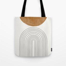 Minimalist Space Tote Bag