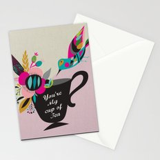 You're My cup of Tea Stationery Cards
