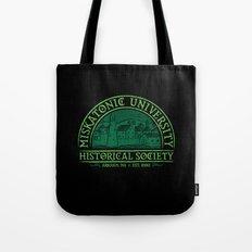 Miskatonic Historical Society Tote Bag