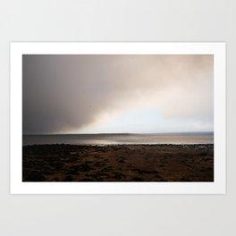 Rosemarkie Bay Art Print