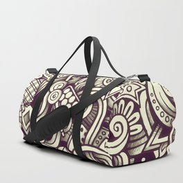 casino doodle Duffle Bag