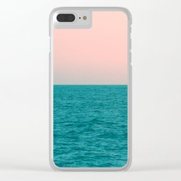 #Turquoise #Sea Clear iPhone Case