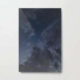 Hawaiian Moon II Metal Print
