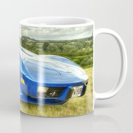 Corvette Stingray Coffee Mug