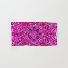flowering and blooming to bring happiness Hand & Bath Towel