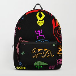 Wisdom and Happiness Backpack