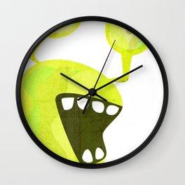 Snaily Snail Wall Clock