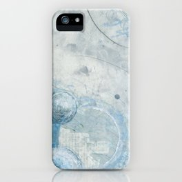 Floating I iPhone Case