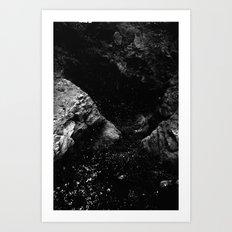 Night Cave Art Print