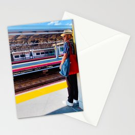 Commuter Colors Stationery Cards
