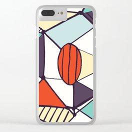 Pica Clear iPhone Case