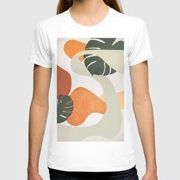 Jungle Abstract T-shirt