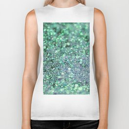 Underwater Mermaid Glitter #1 #shiny #decor #art #society6 Biker Tank