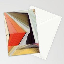 Mondrian Rearranged Stationery Cards