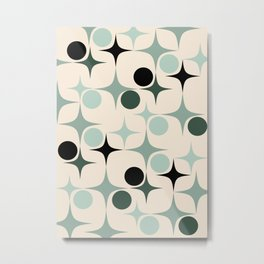 RETRO Pattern  #society6 #decor #buyart Metal Print
