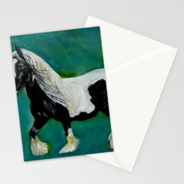 Gypsy Vanner 11 Stationery Cards