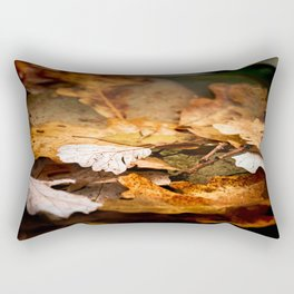 Fall is here Rectangular Pillow