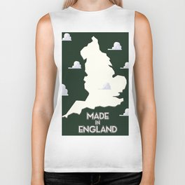 Made in England Biker Tank