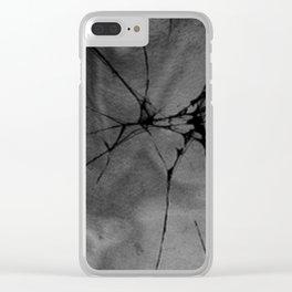 FRAGILE Clear iPhone Case
