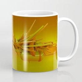3d graffiti - 'Part D Coffee Mug