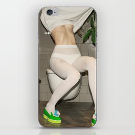 Ghosts aren't Real iPhone Skin