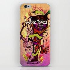 OLD HAGG - Wezteka Union iPhone & iPod Skin