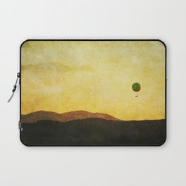 Riasing Above Laptop Sleeve