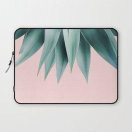 Agave fringe - blush Laptop Sleeve