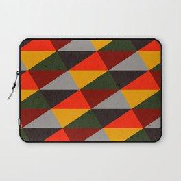 Ternion Series: Wintertide Carnival Motif Laptop Sleeve