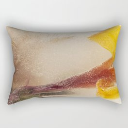 Canna Lily #34 Rectangular Pillow