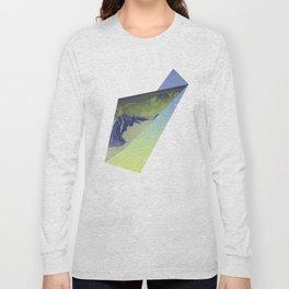 Triangle Mountains Long Sleeve T-shirt