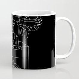 find what you love and let it kill you Coffee Mug
