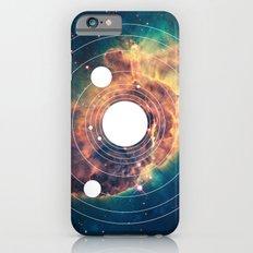 Solar System Near Nebula Slim Case iPhone 6s
