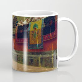 Jean-Leon Gerome - Pollice Verso - Digital Remastered Edition Coffee Mug