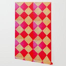 Vibrant Checkmate Wallpaper