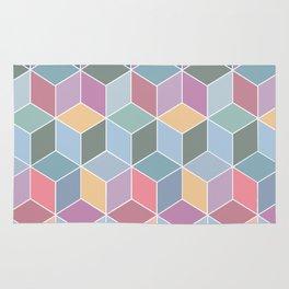 Cubes - Various Colours Rug