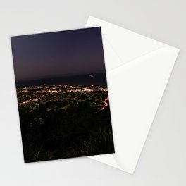 Wollongong from Mount Keira Sumit Stationery Cards