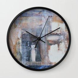"""""""Before"""" No. 05 Wall Clock"""