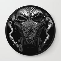 pilot Wall Clocks featuring Master Pilot by MORPHEUS