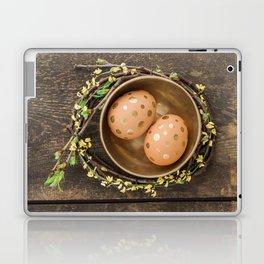Golden eggs Laptop & iPad Skin