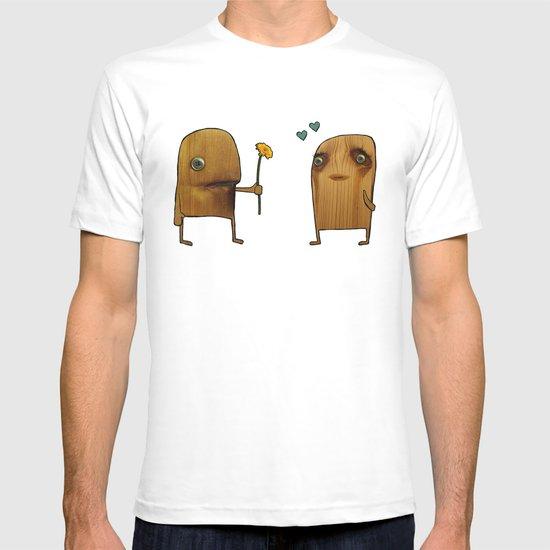 Wood He Love Me? T-shirt