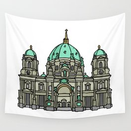 Berlin Cathedral Wall Tapestry